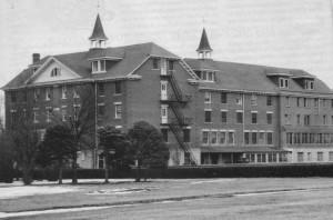 Michener Centre Building