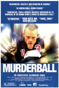 Murderball film poster