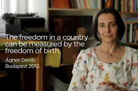 Freedom of Birth Quote