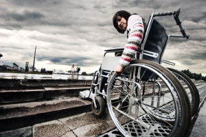 Woman in Wheelchair (2)