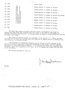 Minutes of the Eugenics Board Meeting February 20, 1947-3